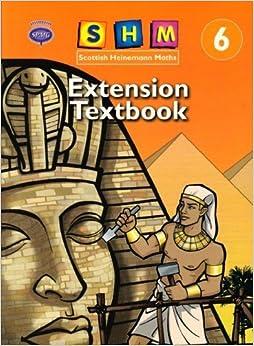 Book Scottish Heinemann Maths 6: Extension Textbook Single ( 2003 )