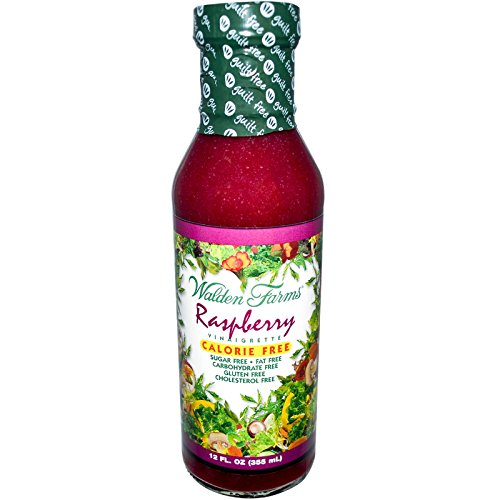 - Walden Farms, Raspberry Vinaigrette, 12 fl oz(Pack of 2)