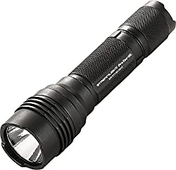 Streamlight 88040 Protac Hl 750 Lumen Professional Tactical Flashlight With Highlowstrobe W 2 X Cr123a Batteries