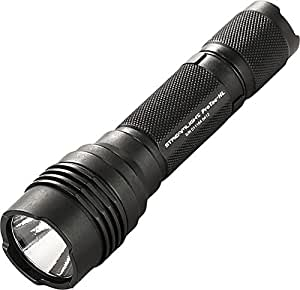 Streamlight 88040 ProTac HL 750 Lumen Professional Tactical Flashlight with High/Low/Strobe w/ 2 x CR123A Batteries