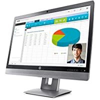 HP EliteDisplay E240c 23.8-inch Video Conferencing Monitor 1920 x 1080 (Certified Refurbished)