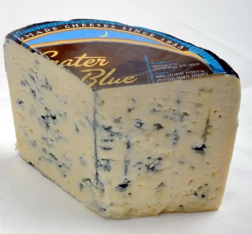 Rogue Creamery's Crater Lake Blue Cheese (Whole Wheel) Approximately 5 Lbs by For The Gourmet (Image #2)