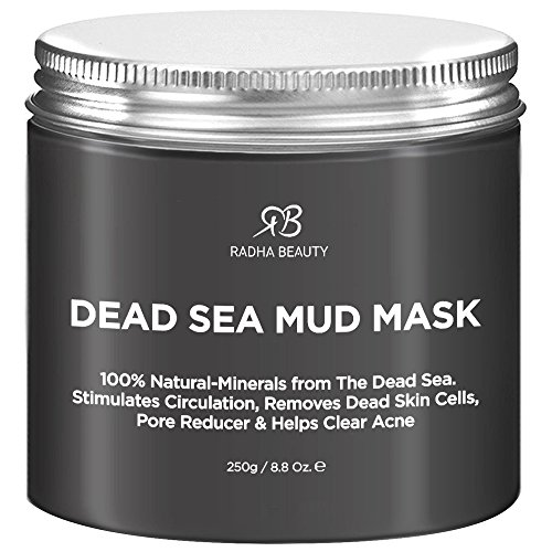 radha-beauty-dead-sea-mud-mask-for-face-acne-oily-skin-blackheads-88-oz-100-natural-facial-treatment