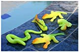 Magic Growing Party Favors Extra Large Expanding Animals Assorted 5 Pack Bath Time Educational Toys For Children Both Boys And Girls offers