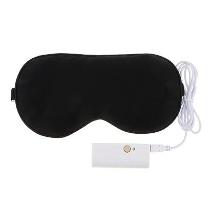 D DOLITY Cómodo Gafas de Dormir Masajeador de Ojos Perfecto para Uso Doméstico