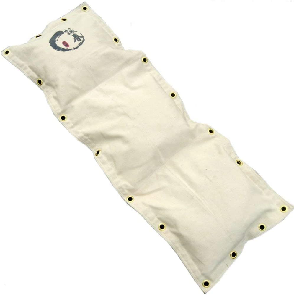 Gocher Wall Bag for Wing Chun Kung Fu Kick Boxing Training Canvas Sandbag Punch Bag