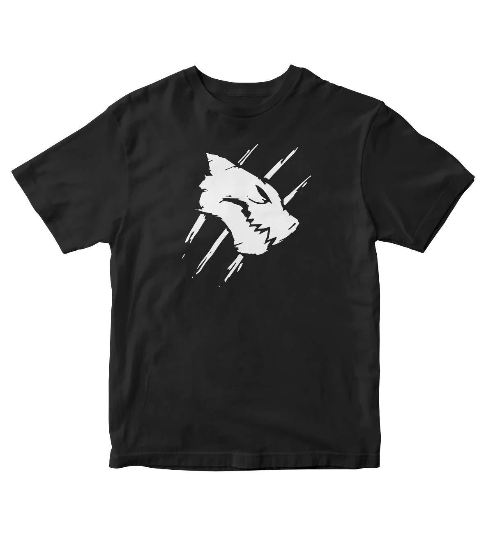 Tjsports Rwby Fang Anime Manga Black Shirt S A148