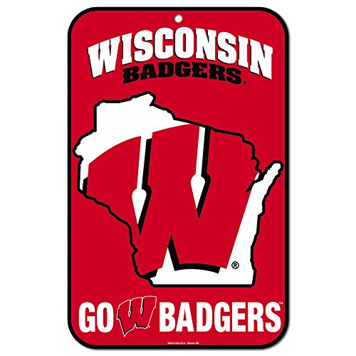 (WinCraft Wisconsin Badgers Official NCAA 11