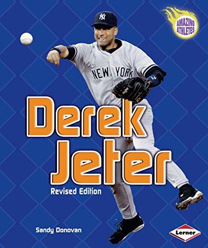Derek Jeter, 2nd Edition (Amazing Athletes)