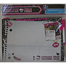 Monster High Hanging Dry Erase Board with Marker by Mattel