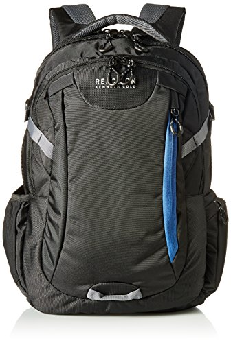 (Kenneth Cole Reaction Polyester Dual Compartment 17.0