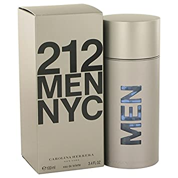 Carolina 212 De Toilette For Eau Spray Herrera Men3 4 Fluid Ounce VSUqpzMG