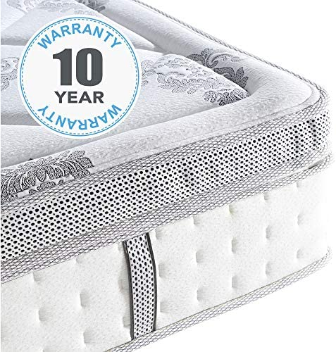 home, kitchen, furniture, bedroom furniture, mattresses, box springs,  mattresses 7 discount Classic Brands Gramercy Euro-Top Cool Gel Memory in USA