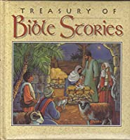 Treasury of Bible Stories 0785311130 Book Cover