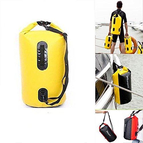 【代引可】 25l 25l/ 60l旅行Kayak防水Duffle 25L Dryリュックサックショルダーバッグパック袋 B06XXGGLW3/ 25L, キャルウイングパーツ:ebd19afd --- arianechie.dominiotemporario.com