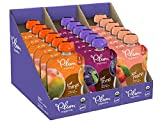 Plum Organics Stage 1 Organic Baby Food Fruit Purees, Variety Pack, 3.5 Ounce Pouch, 18 Count