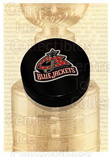 ((CI) Columbus Blue Jackets Hockey Card 2004-05 ITG Franchises Boxtoppers 33 Columbus Blue)