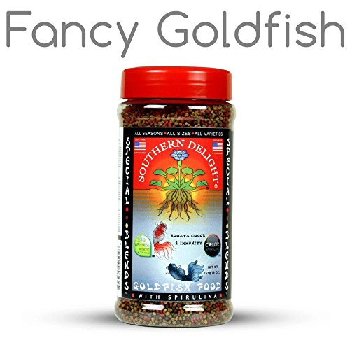 Pellets Colored Fish (Southern Delight Goldfish Food)