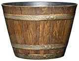 Classic Home and Garden 74 Whiskey Barrel