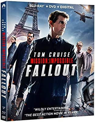 Mission: Impossible - Fallout [USA] [Blu-ray]: Amazon.es: Cine y ...