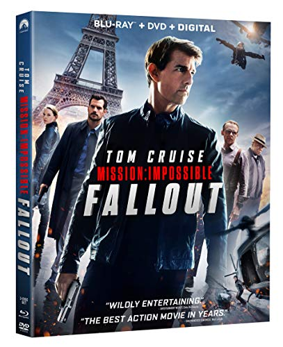 VHS : Mission: Impossible - Fallout [Blu-ray]