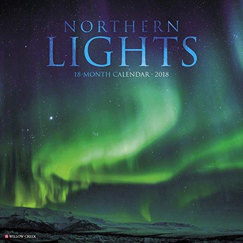 Northern Lights 2018 Calendar