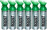 New and Larger, Boost Oxygen Natural Energy in a Can, New Large Size
