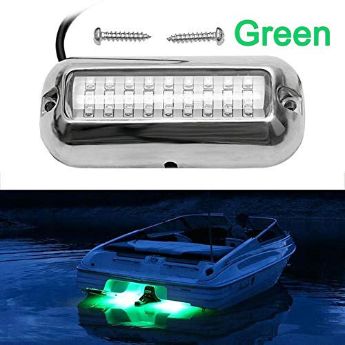 Green Led Drain Plug Light