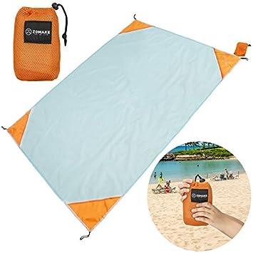 Wonyered Lona de Suelo de Oxford Toldo Refugio Impermeable Plegable y Protecci/ón UV al Aire Libre para Tienda de Campa/ña Picnic Pescada Senderismo