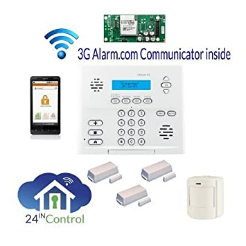 Amazon.com : GE Simon XT Wireless Alarm System with Interactive ...