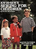Kwik-Sew's Sewing for Children, Kerstin Martensson, 0913212172