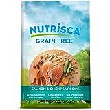 Nutrisca Grain Free Dog Food, Salmon & Chickpea, 28 Pound