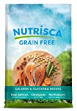 Nutrisca Grain Free Dog Food, Salmon & Chickpea, 28 Pound For Sale