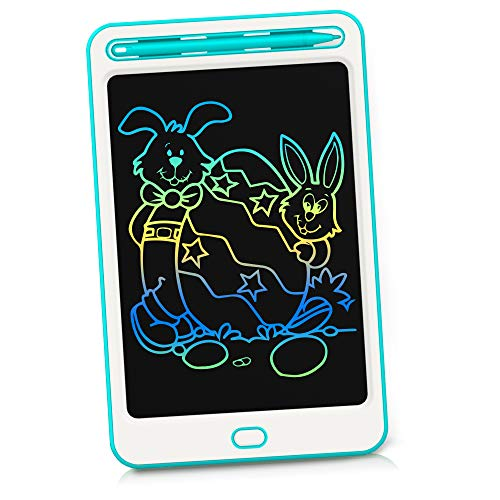 Richgv LCD Writing Tablet, Digital Electronic Graphics Tablet Ewriter with Memory Lock Mini Board Handwriting Pad Suitable for Kids and Adults for Home, School,Office Update
