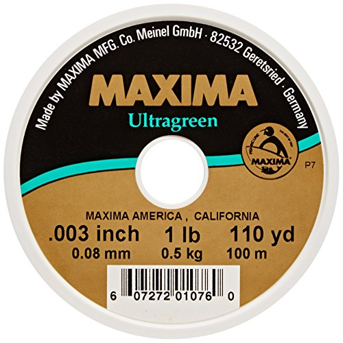 Maxima fishing line mini pack ultragreen for Maxima fishing line