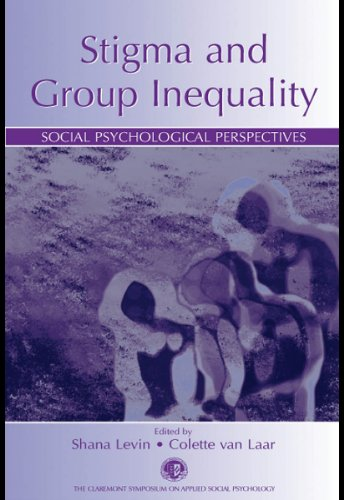 Stigma and Group Inequality: Social Psychological Perspectives (Claremont Symposium on Applied Social Psychology Series)