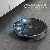 2200Pa Robot Vacuum, dser 22T Robotic Vacuum