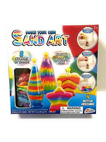 GRAFIX 는 당신의 자신의 모래 예술을 만듭니다