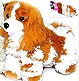 12'' Cocker Spaniel Marionette Puppets for Kids Play ( Random ) - 1 Pack