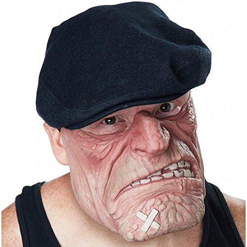 [California Costumes Comic Book Brawler Mask-Standard] (Plus Size Sexy Pirate Costumes)