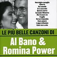 LE PIU BELLE CANZONI DI AL BANO & ROMINA POWER
