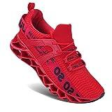 UMYOGO Sport Running Shoes for Mens Mesh Breathable