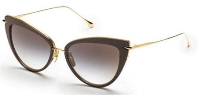 12d813769ed Sunglasses Dita HEARTBREAKER 22027 D-GRY-GLD Stone Grey18K Gold w  D ...