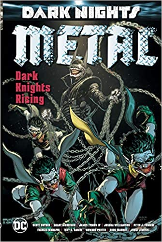 Amazon.com: Dark Nights: Metal: Dark Knights Rising ...