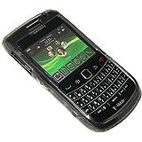 Amzer 85419 Luxe Argyle Skinase - Smoke Grey for BlackBerry Bold 9780, BlackBerry Bold 9700