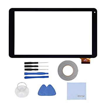 TWYZONE New Replacement Touch Screen/Panel Digitizer Glass