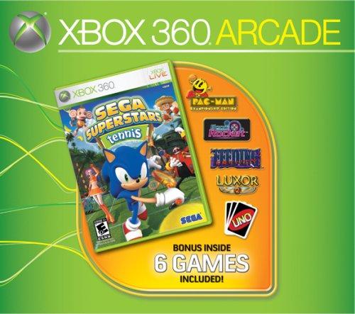 Xbox 360 Arcade Console Bonus Game