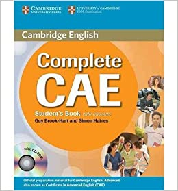 Cambridge Complete Cae Students Book With Answers