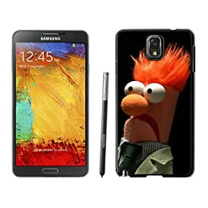High Quality Note 3 Case,Muppets Black Samsung Galaxy Note 3 Screen Phone Case Nice and Cool Design