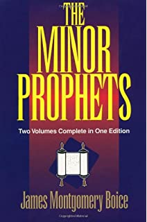 The Minor Prophets: Two Volumes Complete in One Edition